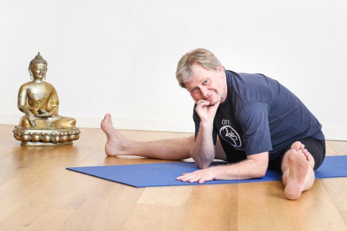 A weekend of Yoga with Graham Burns